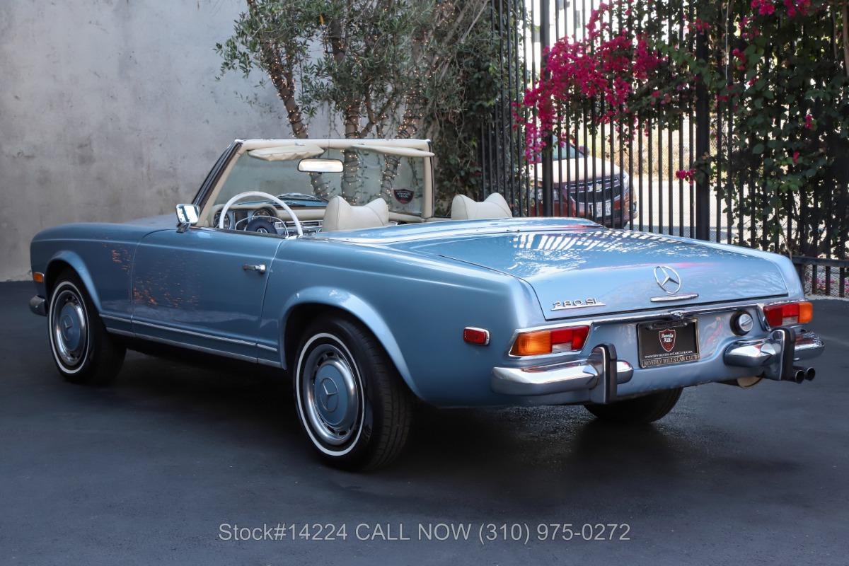 Used 1971 Mercedes-Benz 280SL    Los Angeles, CA