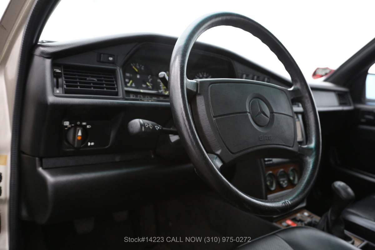 Used 1986 Mercedes-Benz 190E 2.3-16 5-Speed    Los Angeles, CA