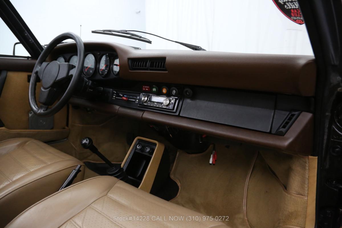 Used 1980 Porsche 911SC Targa | Los Angeles, CA