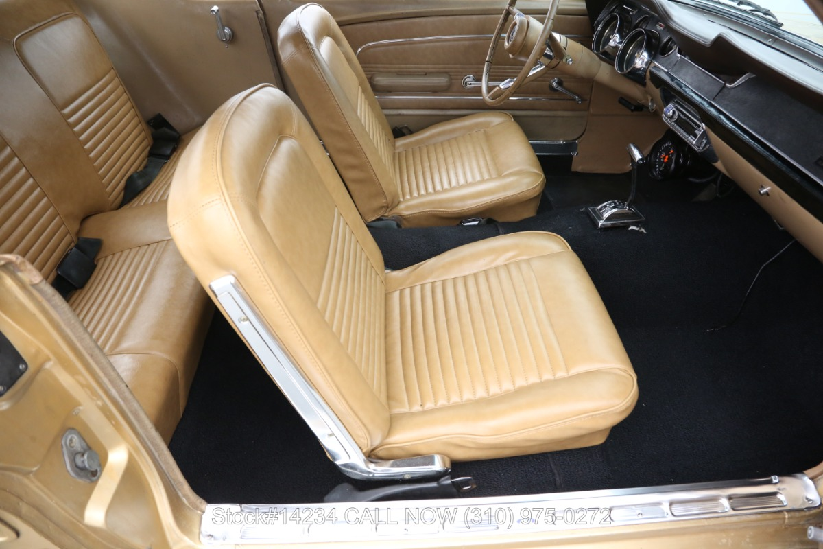 Used 1967 Ford Mustang Coupe   Los Angeles, CA