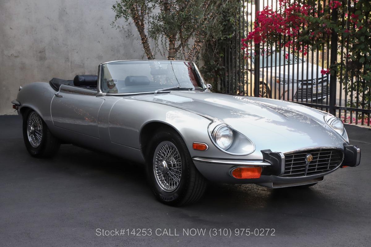 Used 1973 Jaguar XKE Roadster   Los Angeles, CA