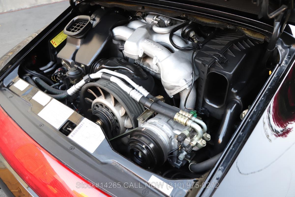 Used 1998 Porsche 993 Carrera Cabriolet | Los Angeles, CA