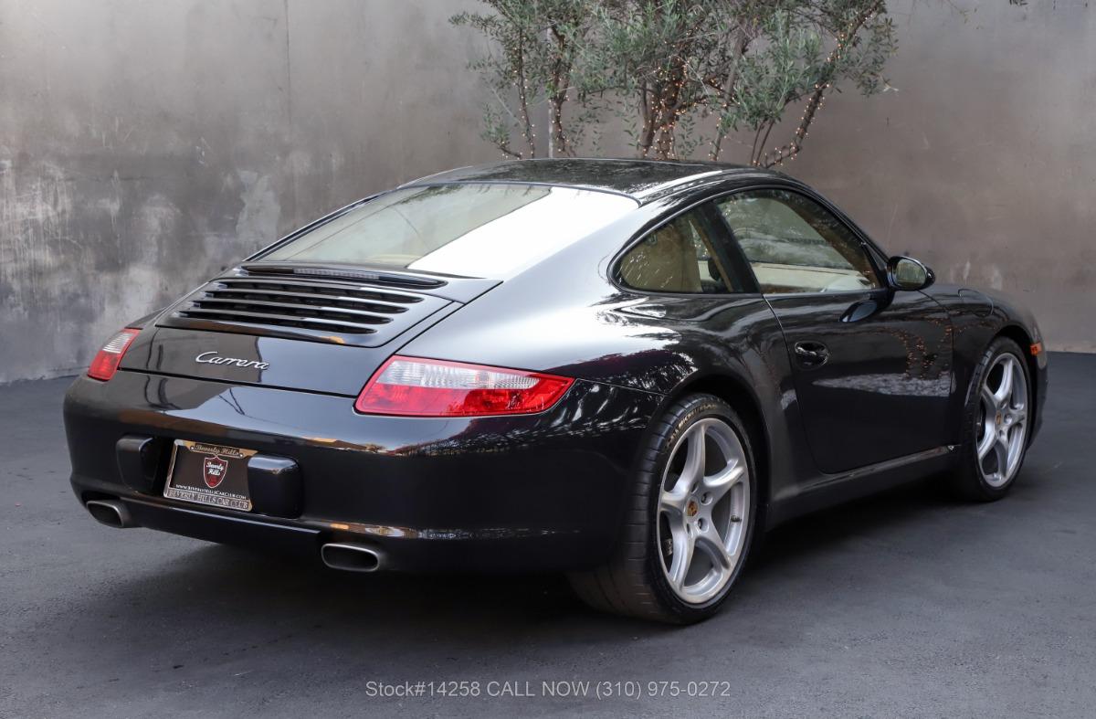 Used 2007 Porsche 911 Carrera Coupe 6-Speed   Los Angeles, CA