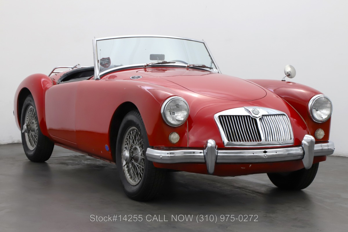 1956 MG A Roadster