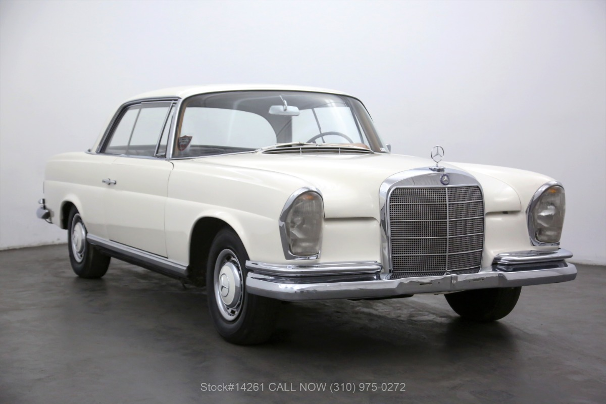 1965 Mercedes-Benz 220SEB Sunroof Coupe