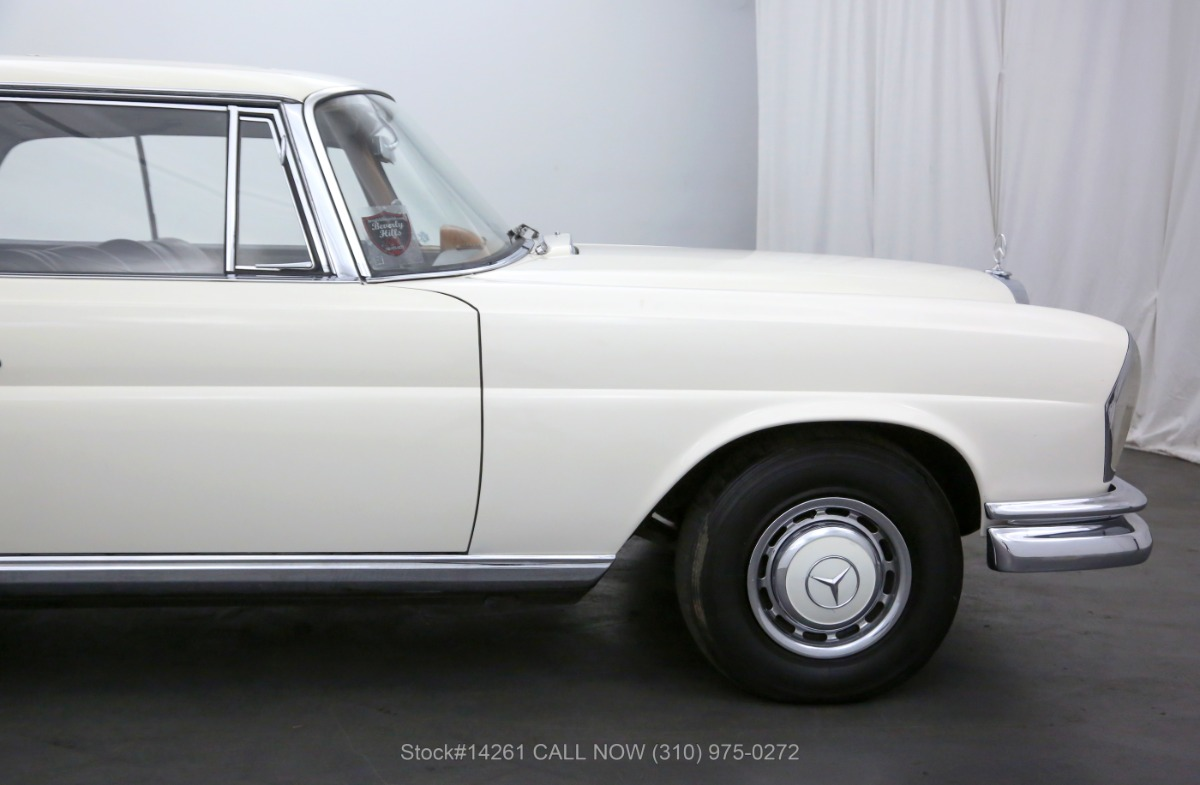 Used 1965 Mercedes-Benz 220SEB Sunroof Coupe   Los Angeles, CA