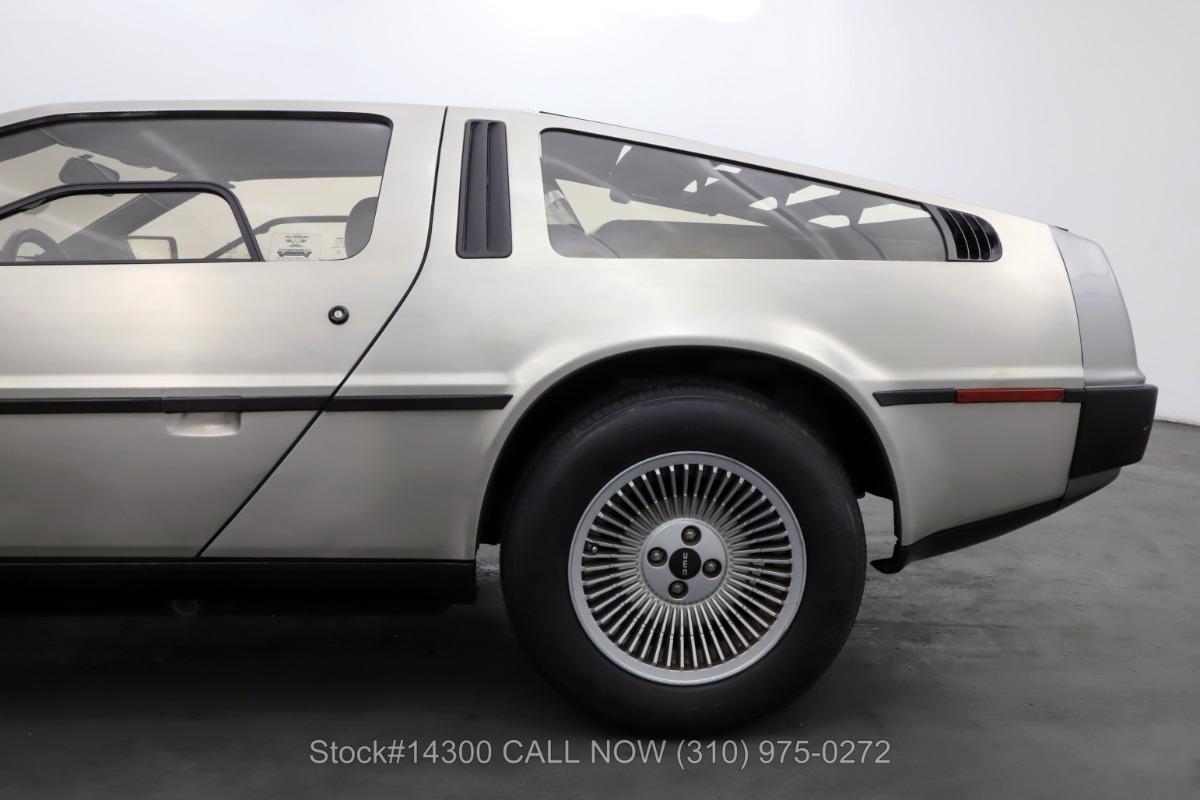 Used 1981 DeLorean DMC-12    Los Angeles, CA