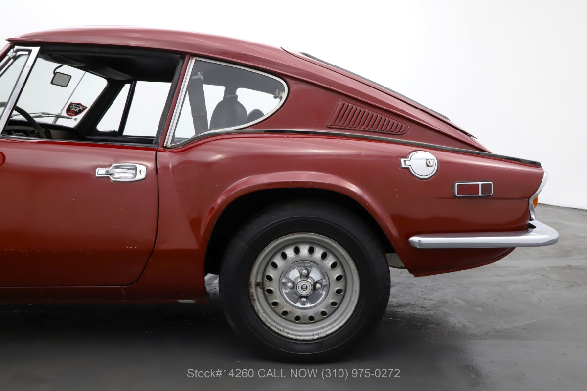 Used 1971 Triumph GT6 MK3    Los Angeles, CA