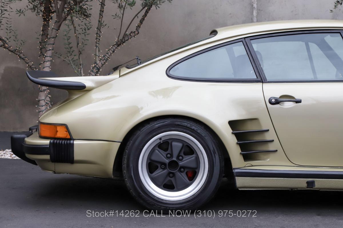 Used 1977 Porsche 930 Turbo Sunroof Delete Coupe   Los Angeles, CA