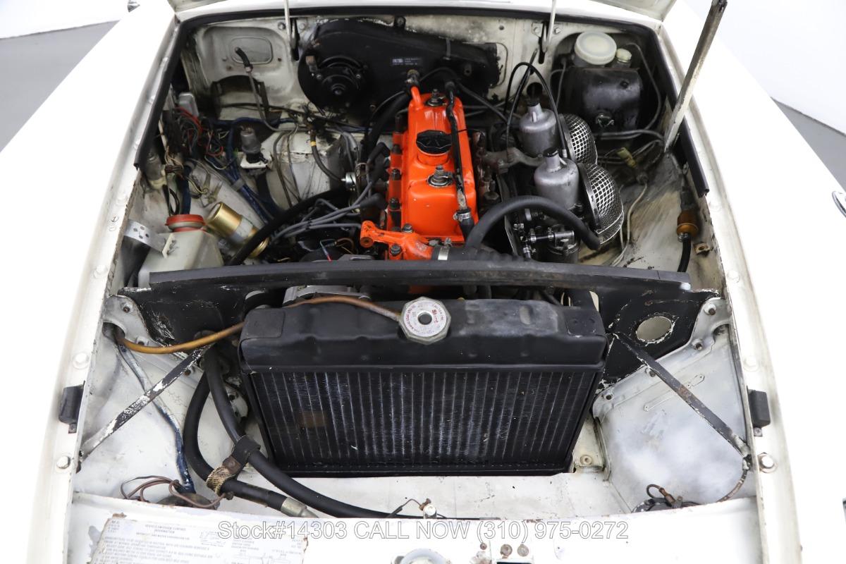 Used 1973 MG B Roadster | Los Angeles, CA