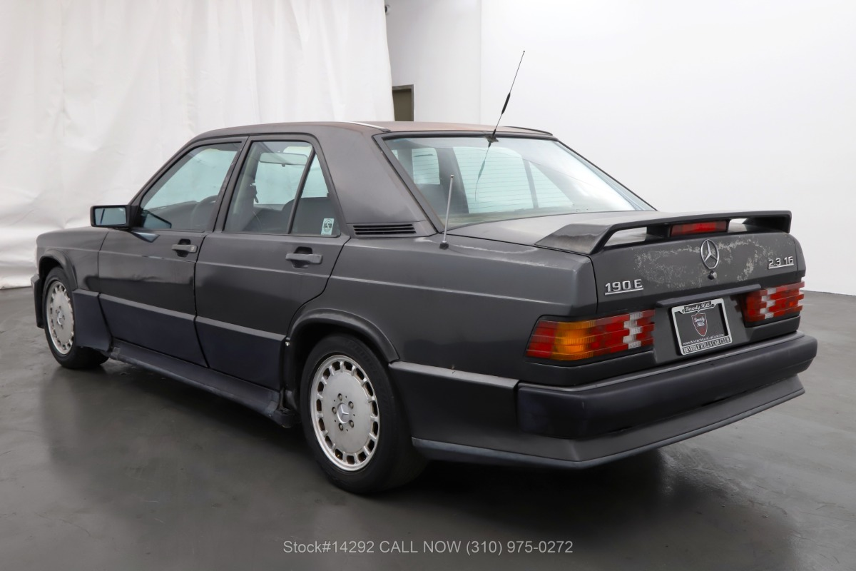 Used 1987 Mercedes-Benz 190E 2.3-16 5-Speed    Los Angeles, CA