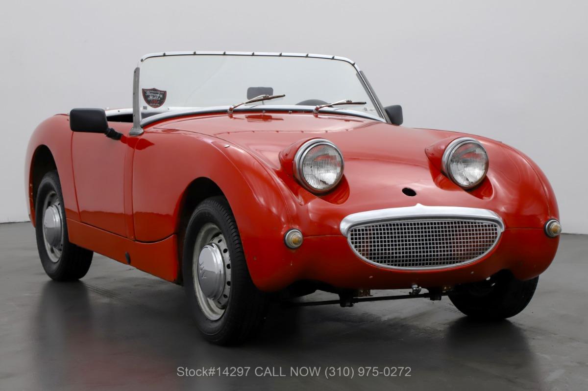 1959 Austin-Healey Bug Eye  Sprite