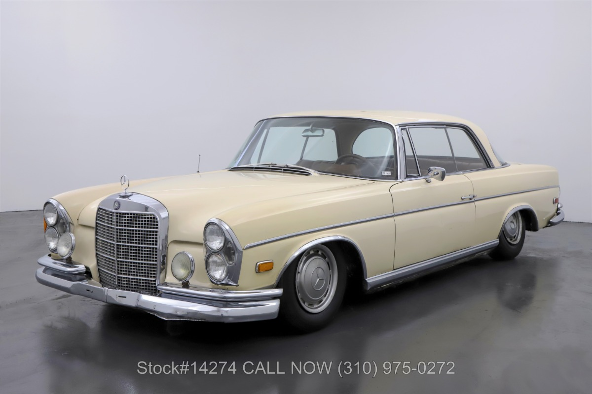 Used 1966 Mercedes-Benz 300SE Coupe | Los Angeles, CA