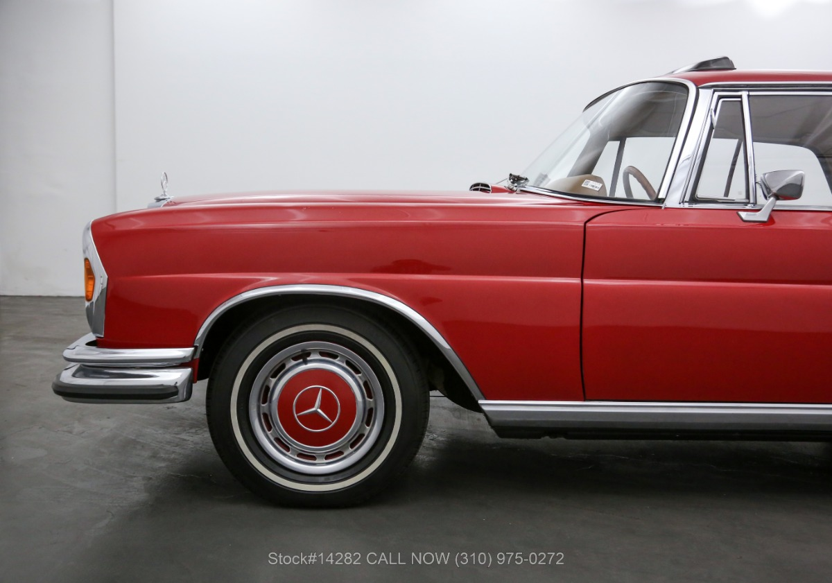 Used 1967 Mercedes-Benz 280SE Sunroof Coupe   Los Angeles, CA