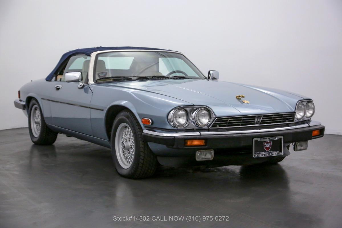 1991 Jaguar XJS V12 Convertible