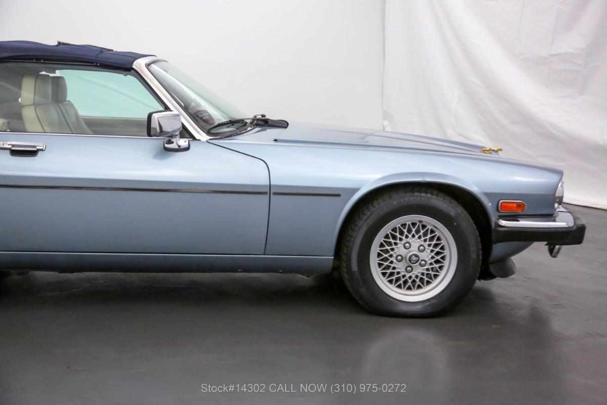 Used 1991 Jaguar XJS V12 Convertible   Los Angeles, CA