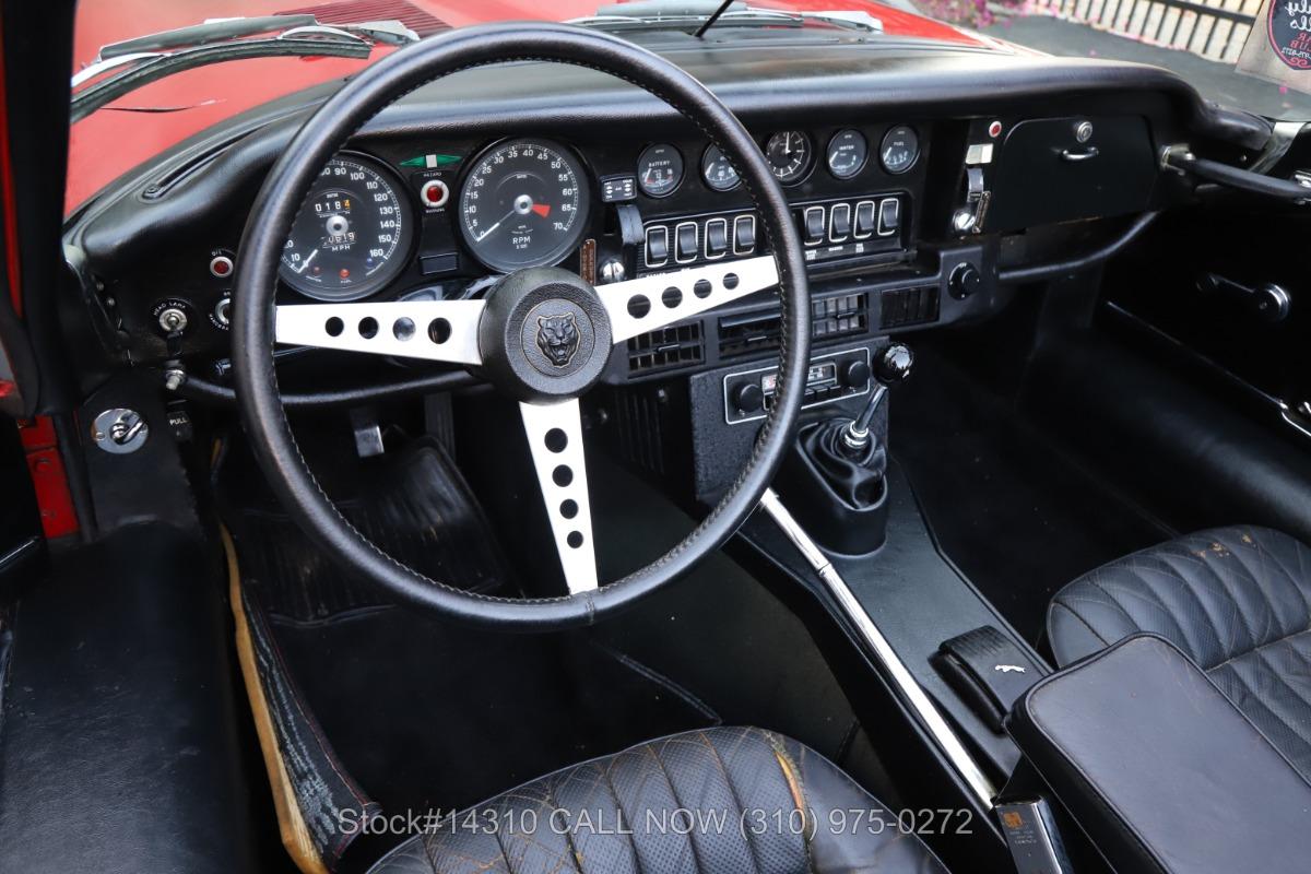 Used 1974 Jaguar XKE Roadster   Los Angeles, CA