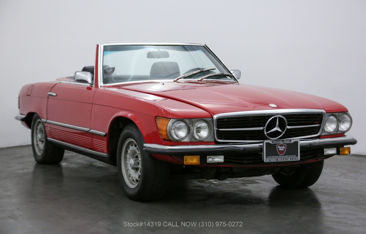 1971 Mercedes-Benz 350SL 4-Speed