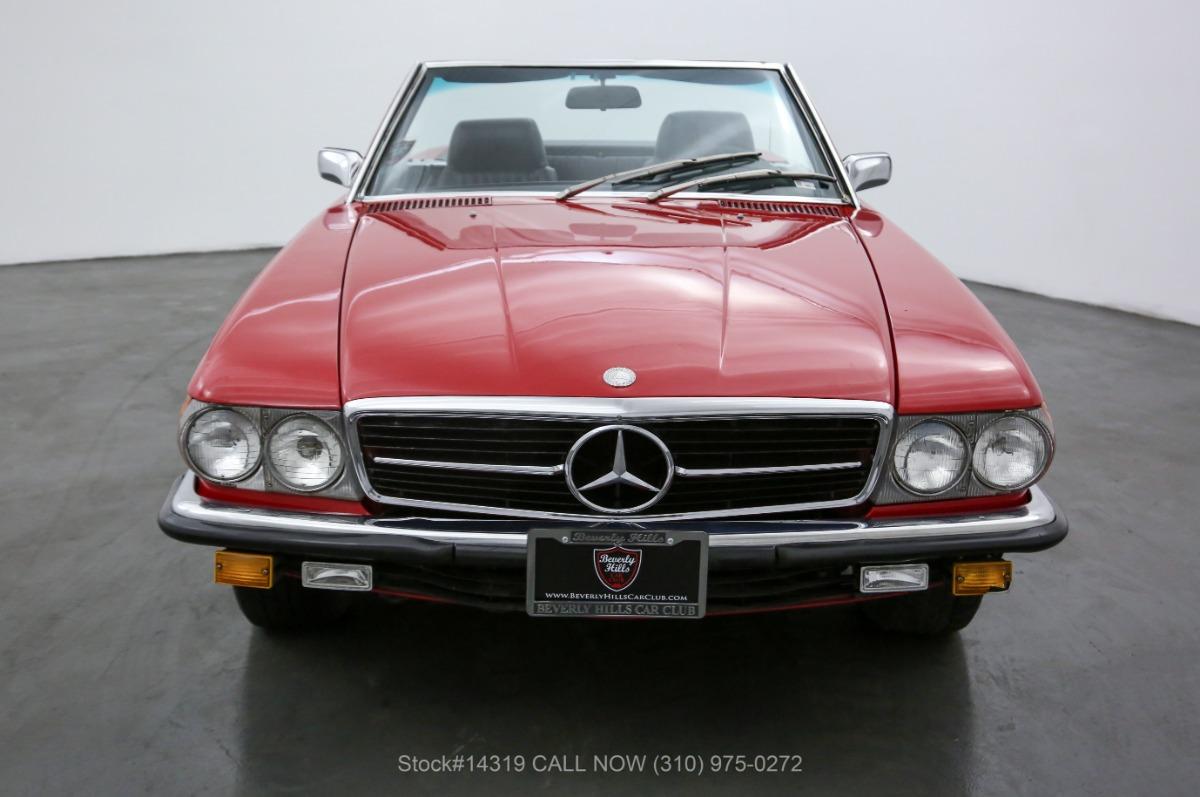 Used 1971 Mercedes-Benz 350SL 4-Speed    Los Angeles, CA