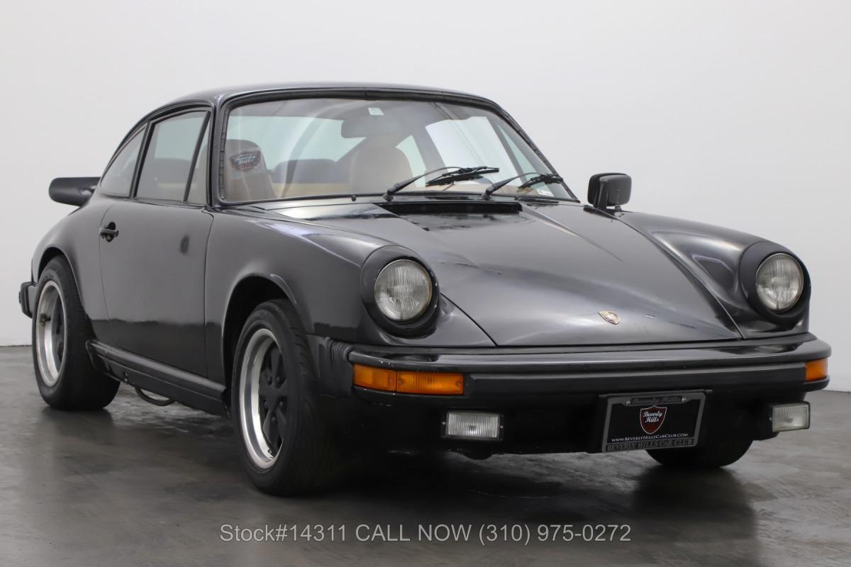 1977 Porsche 911S Sunroof Delete Coupe