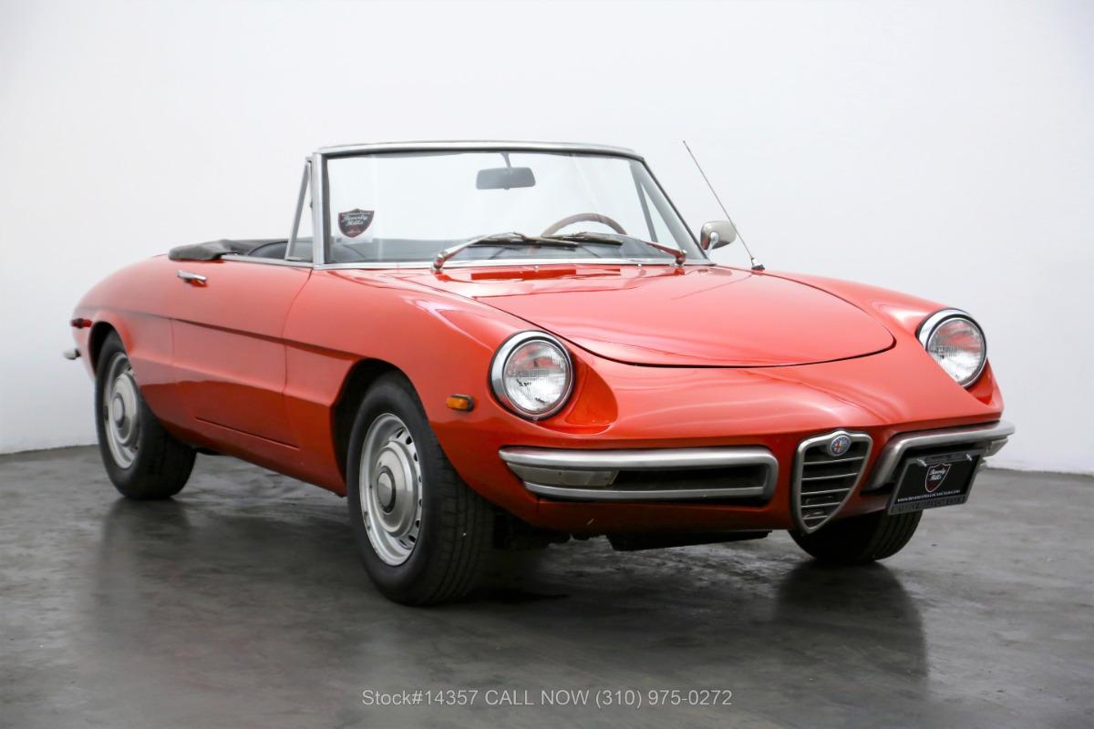 Used 1969 Alfa Romeo 1750 Spider Veloce  | Los Angeles, CA