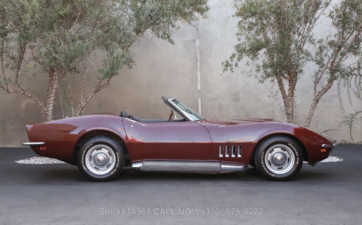 Used 1969 Chevrolet Corvette Convertible   Los Angeles, CA