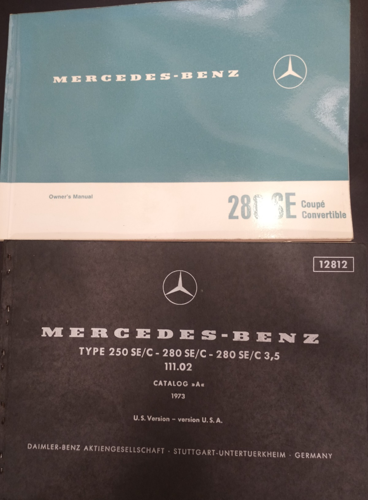 Used 1968 Mercedes-Benz 280SE Coupe   Los Angeles, CA