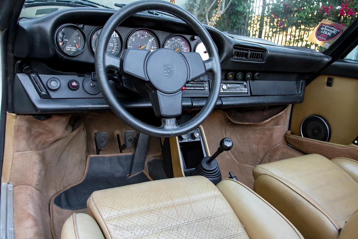Used 1984 Porsche Carrera Cabriolet   Los Angeles, CA
