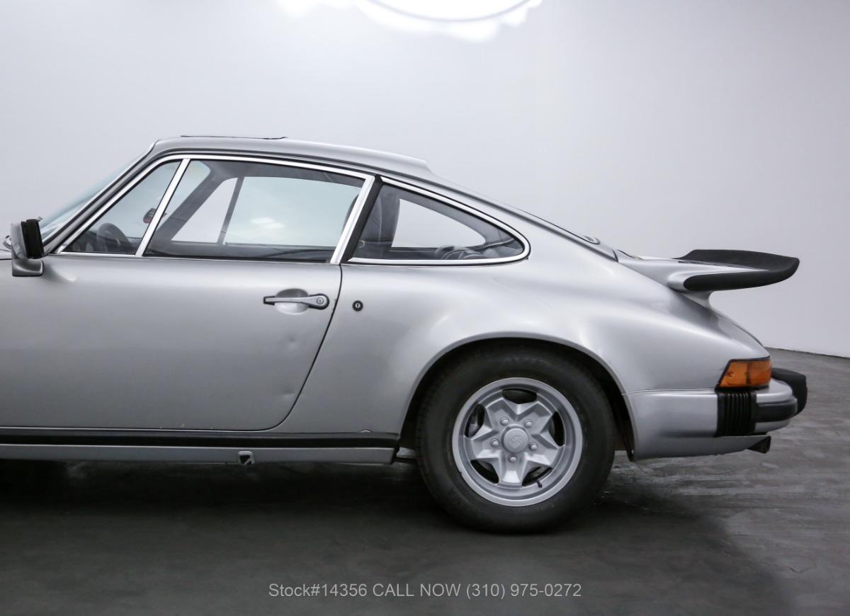 Used 1979 Porsche 911SC Coupe   Los Angeles, CA