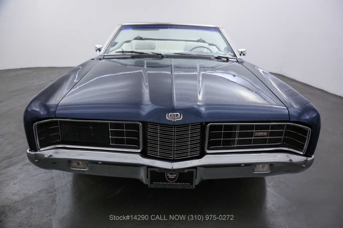 Used 1969 Ford Galaxie XL 2-Door Convertible   Los Angeles, CA
