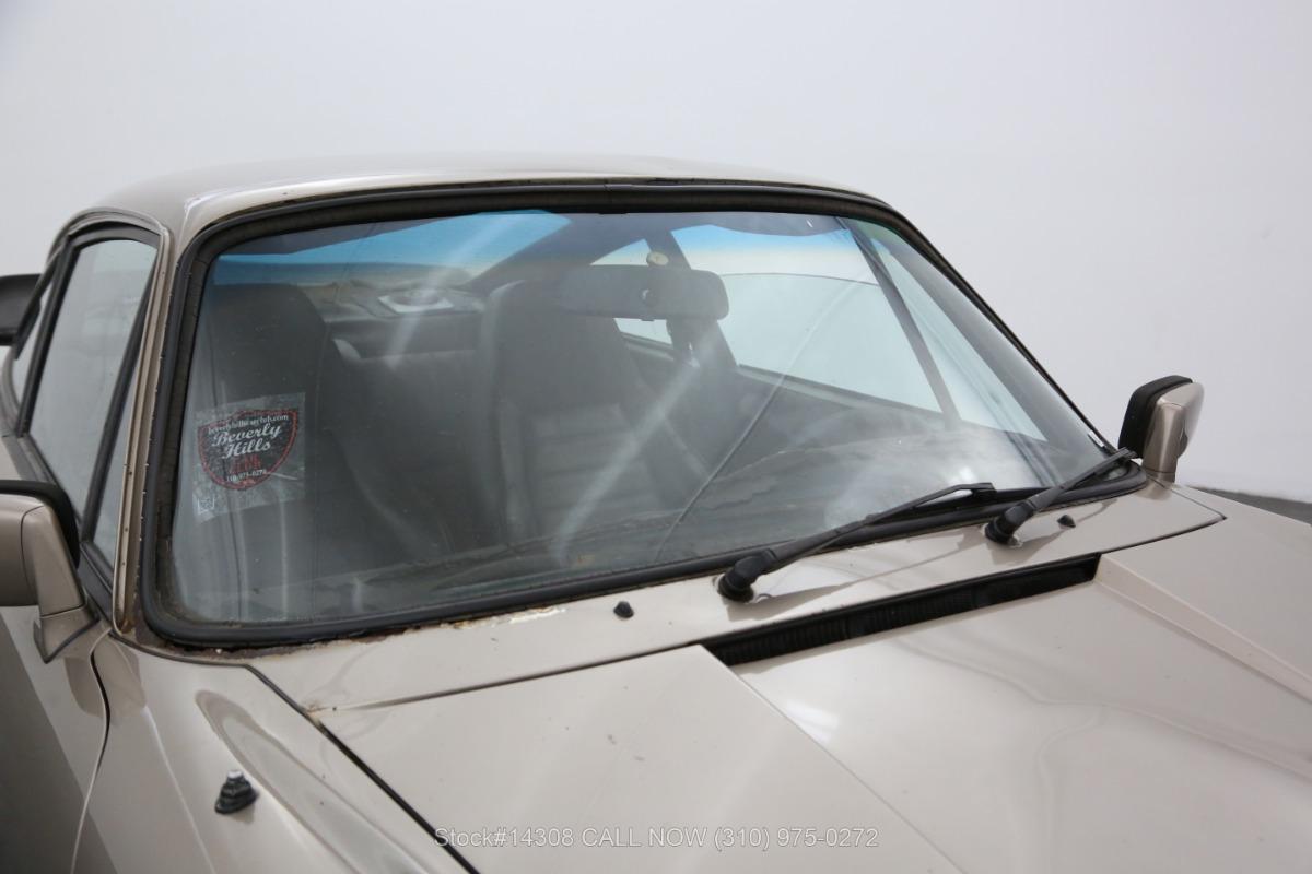 Used 1982 Porsche 911SC Sunroof Delete Coupe   Los Angeles, CA