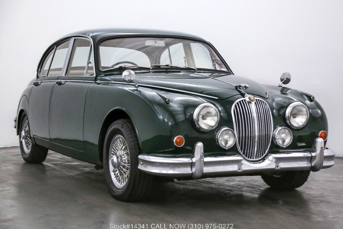 1966 Jaguar MKII 2.4-Liter 4-Speed