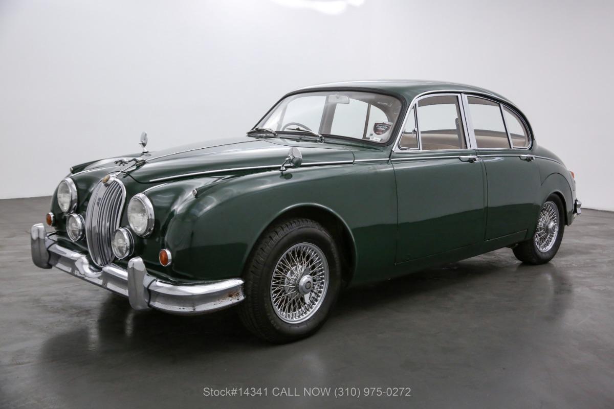 Used 1966 Jaguar MKII 2.4-Liter 4-Speed  | Los Angeles, CA