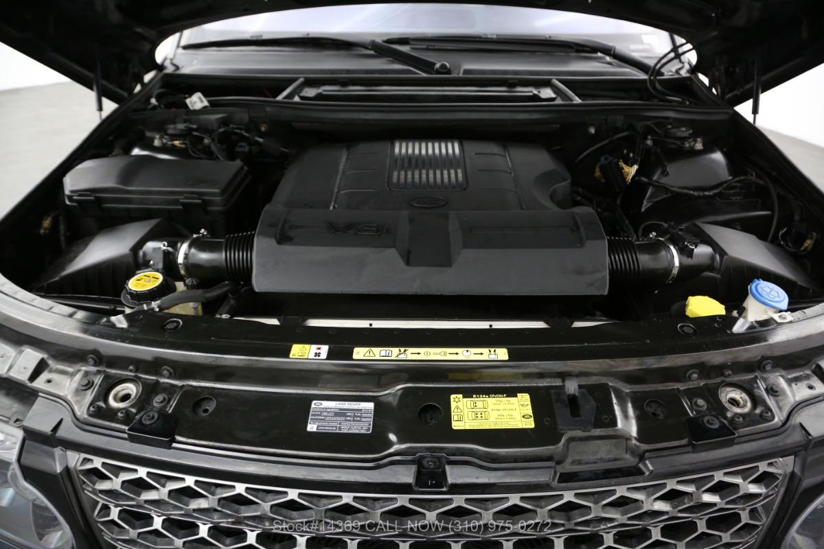 Used 2012 Land Rover Range Rover HSE Luxury    Los Angeles, CA
