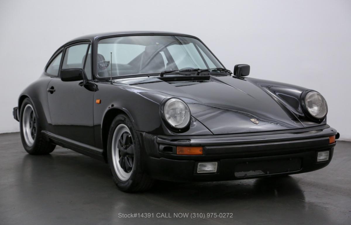 1983 Porsche 911SC Sunroof Delete Coupe
