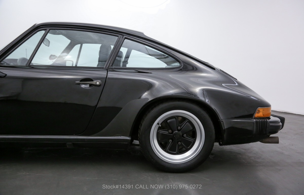 Used 1983 Porsche 911SC Sunroof Delete Coupe | Los Angeles, CA