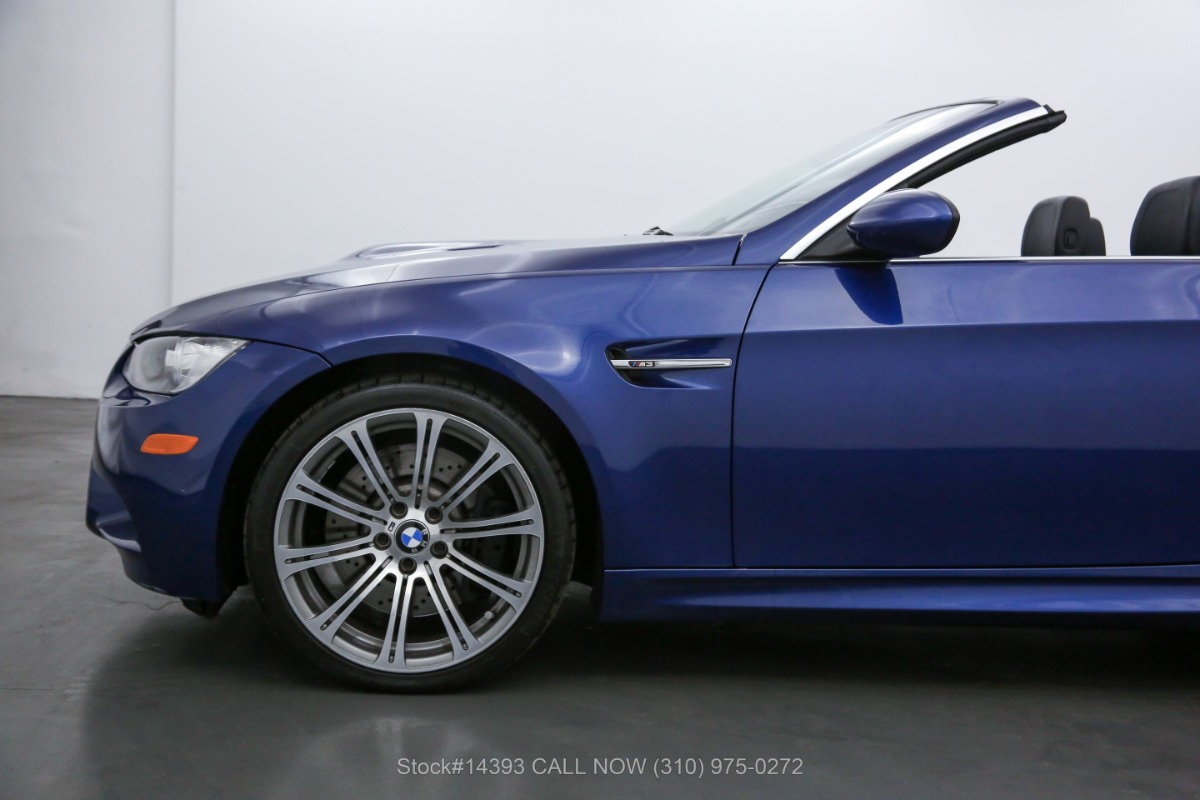 Used 2009 BMW M3 Convertible   Los Angeles, CA