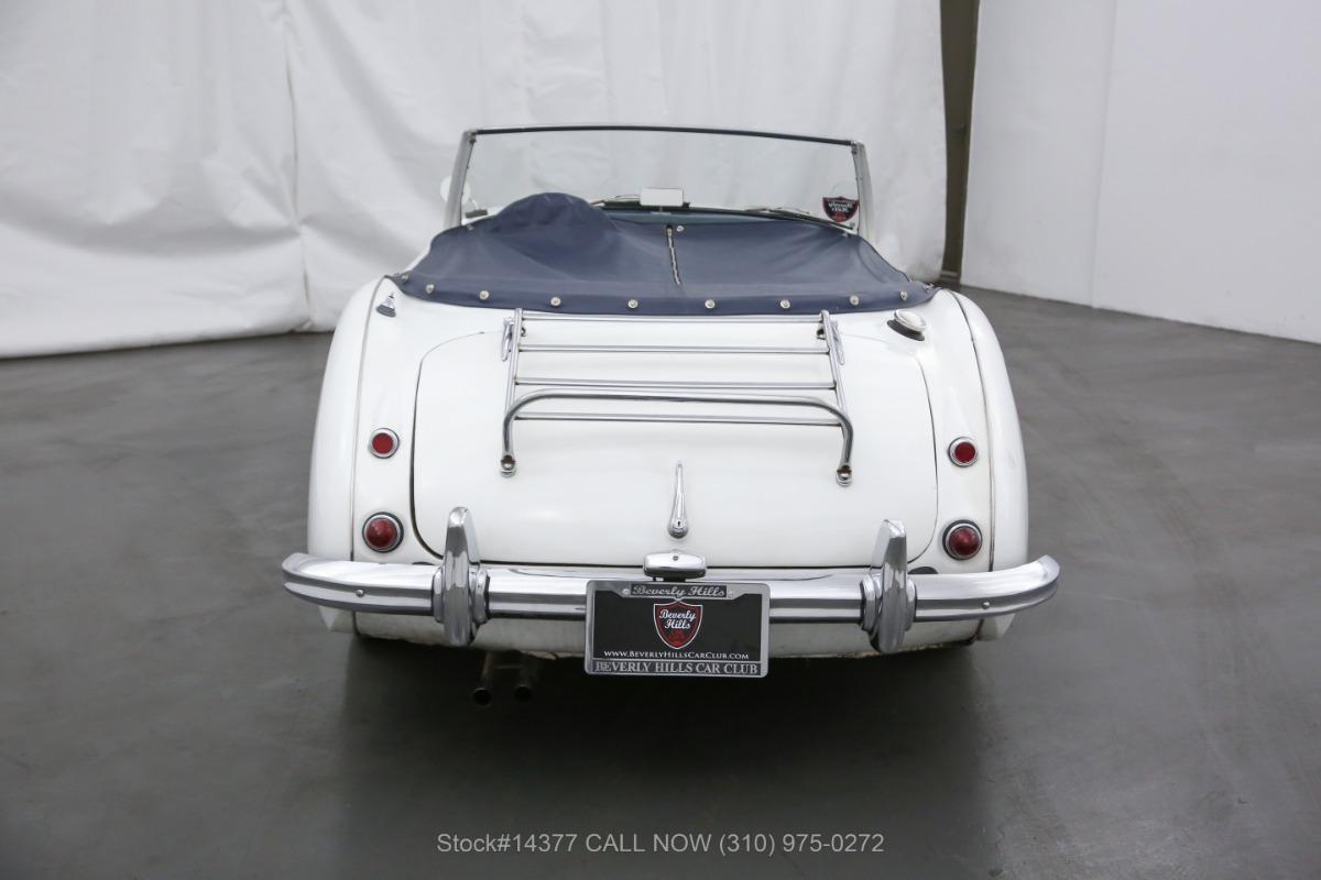 Used 1962 Austin-Healey 3000 BT7 Tri-Carb Convertible Sports Car | Los Angeles, CA