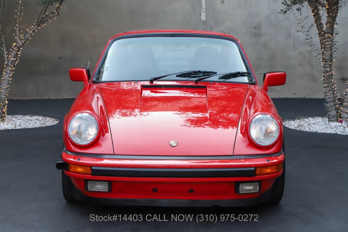 Used 1985 Porsche Carrera Coupe | Los Angeles, CA