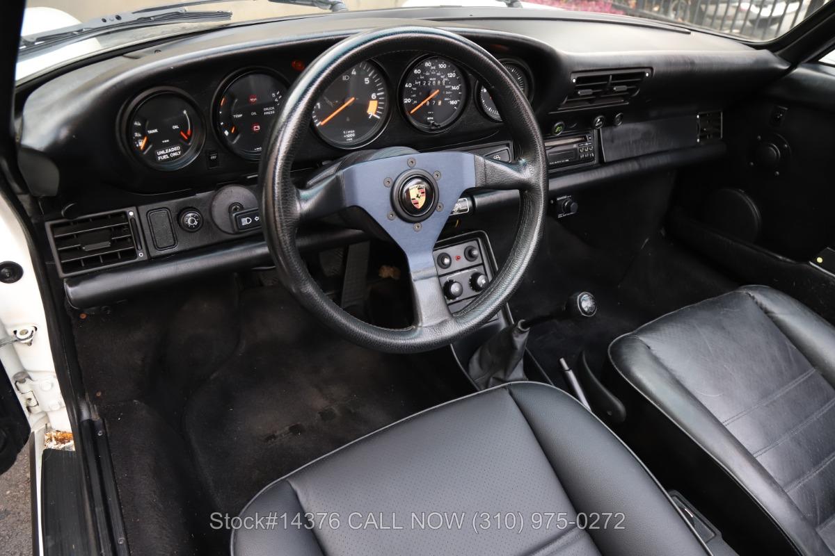 Used 1988 Porsche Carrera Targa   Los Angeles, CA
