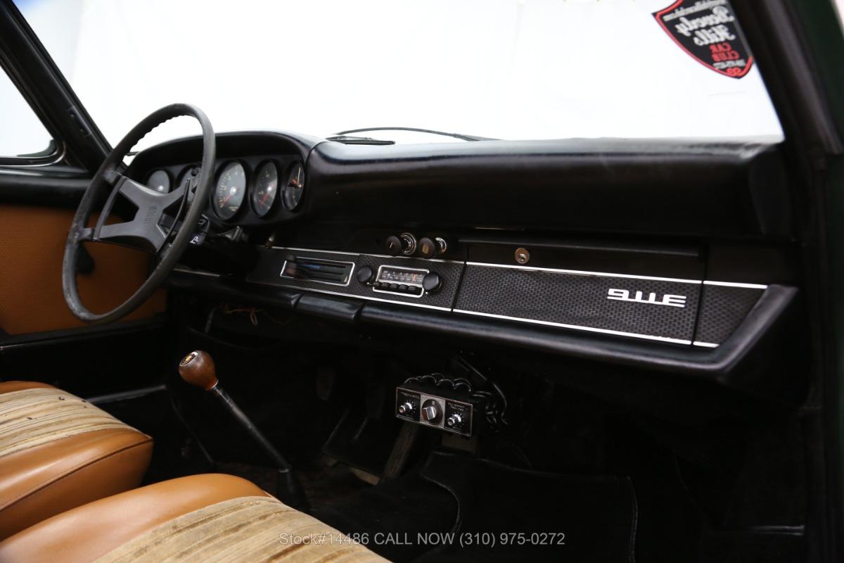 Used 1969 Porsche 911E Targa   Los Angeles, CA