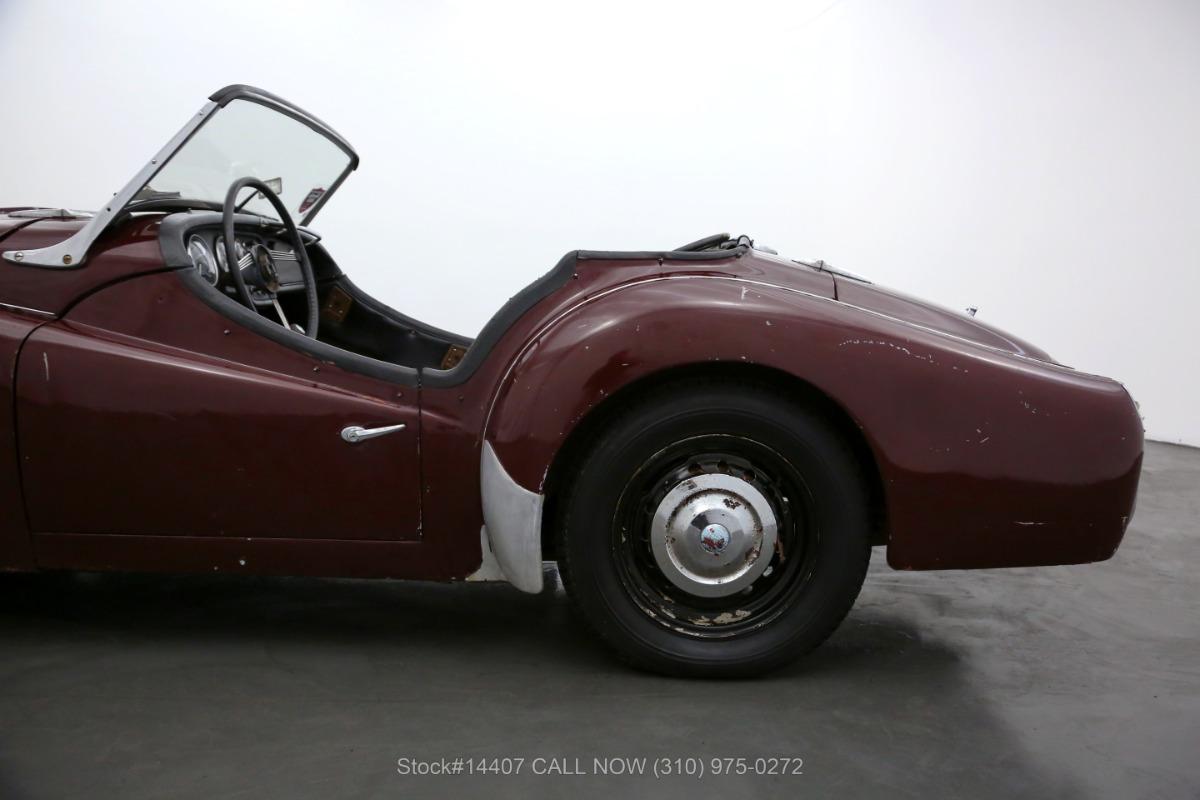 Used 1956 Triumph TR3  | Los Angeles, CA
