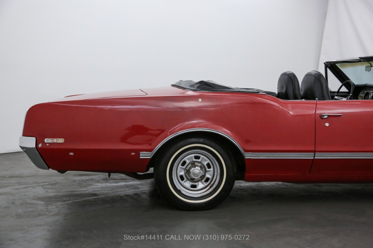 Used 1966 Oldsmobile 442 Convertible | Los Angeles, CA