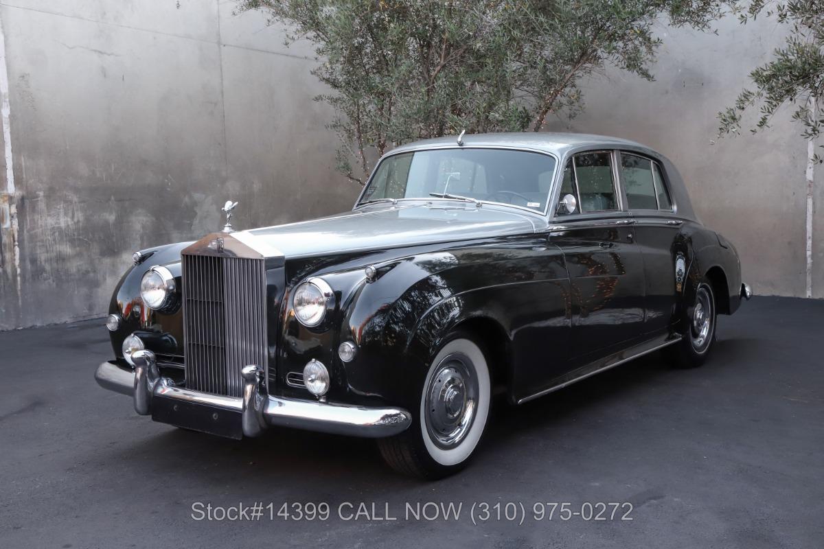 Used 1960 Rolls-Royce Silver Cloud II  | Los Angeles, CA