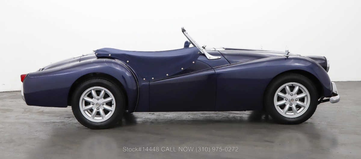 Used 1955 Triumph TR2 Small Mouth    Los Angeles, CA