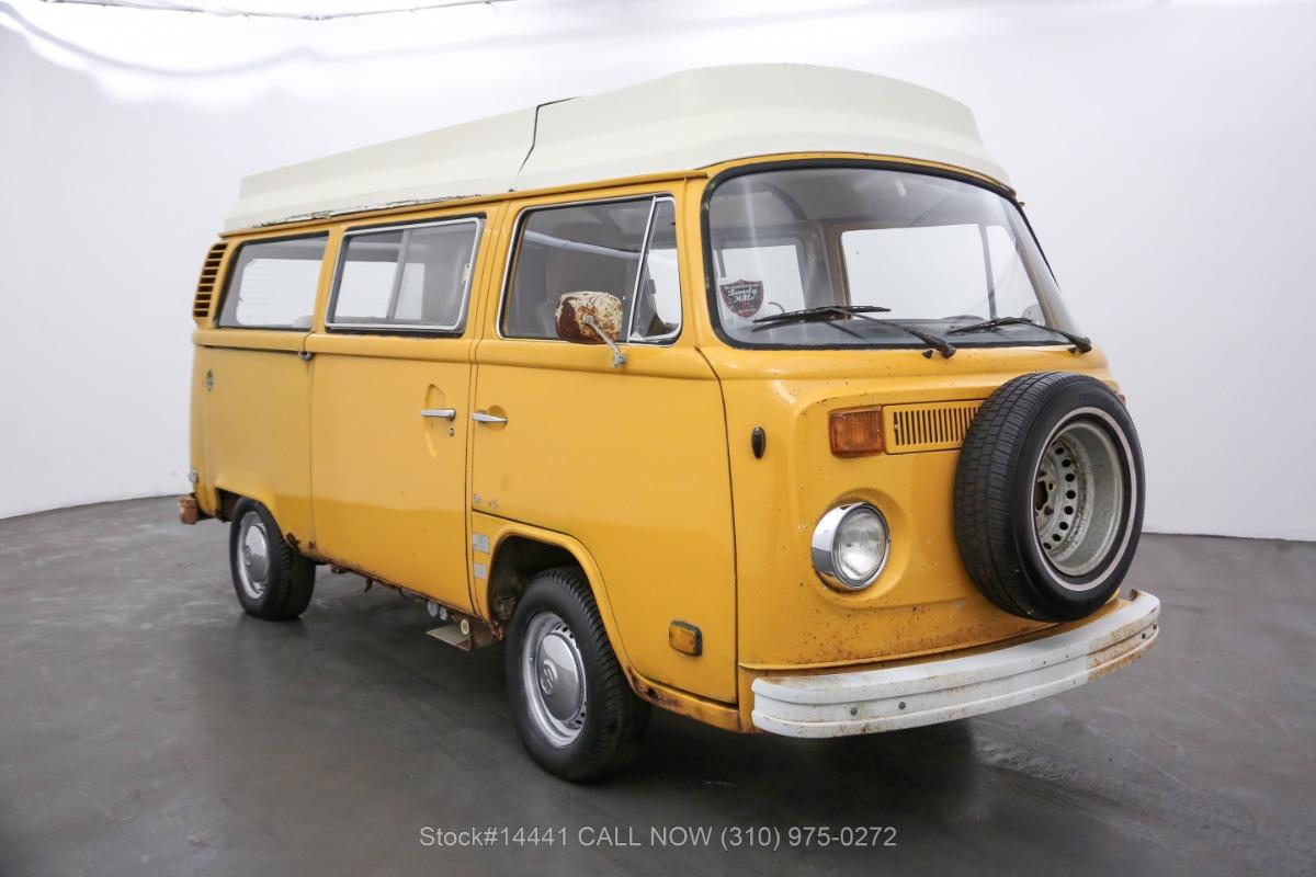 Used 1977 Volkswagen Westfalia Camper Bus    Los Angeles, CA