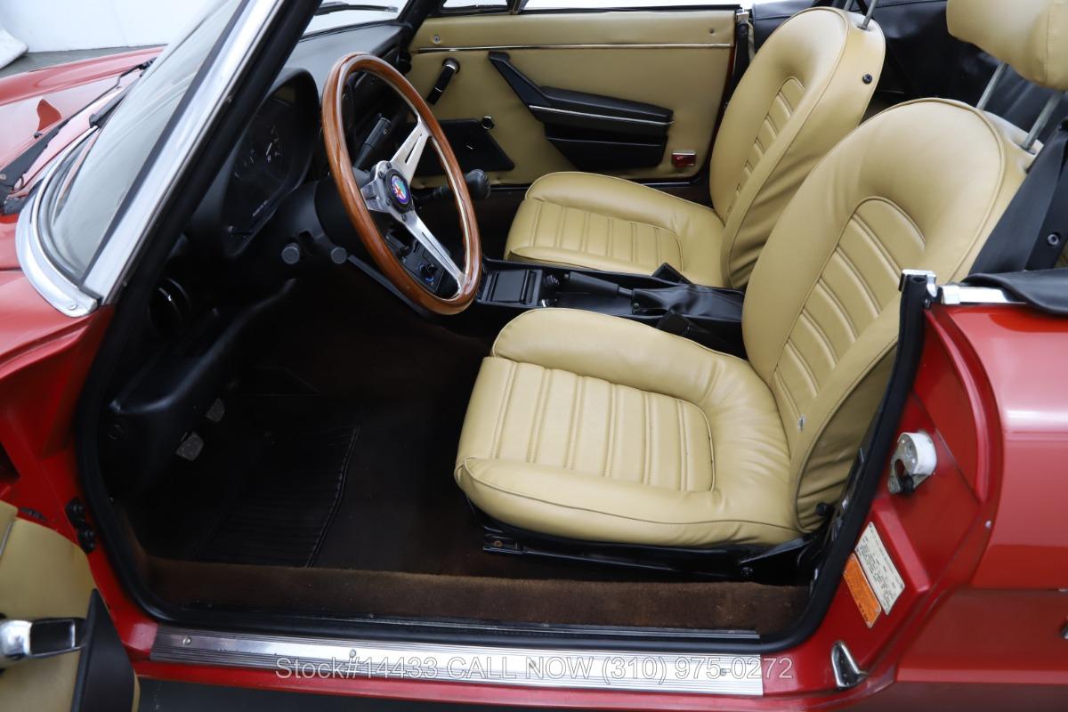 Used 1989 Alfa Romeo Spider Graduate Convertible   Los Angeles, CA