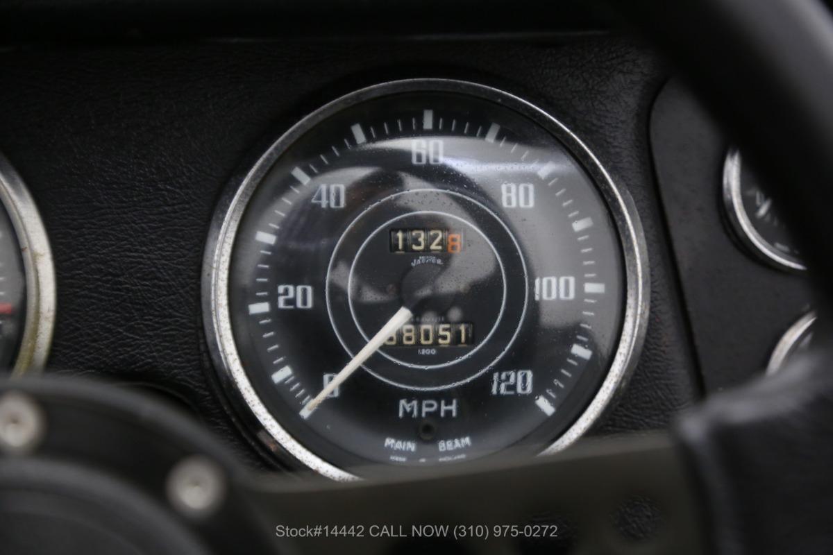 Used 1959 Triumph TR3A    Los Angeles, CA