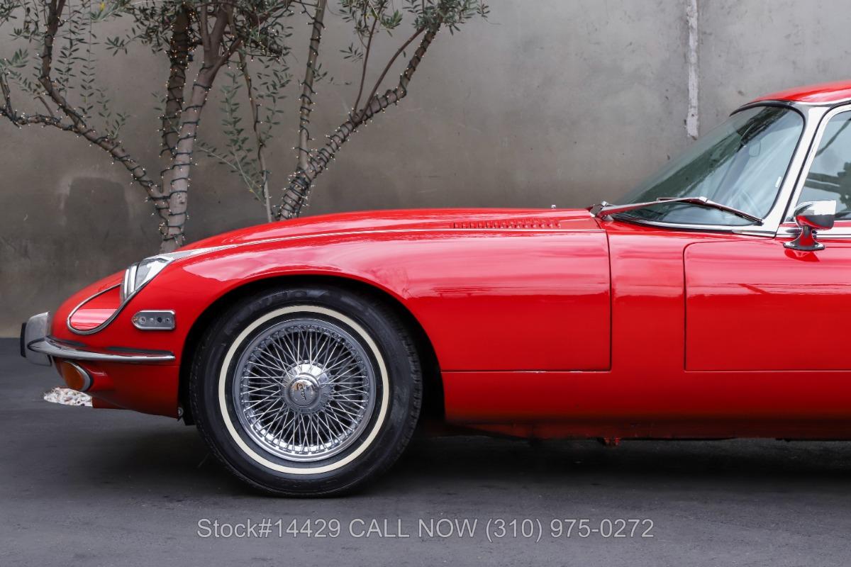 Used 1972 Jaguar XKE V12 2+2    Los Angeles, CA