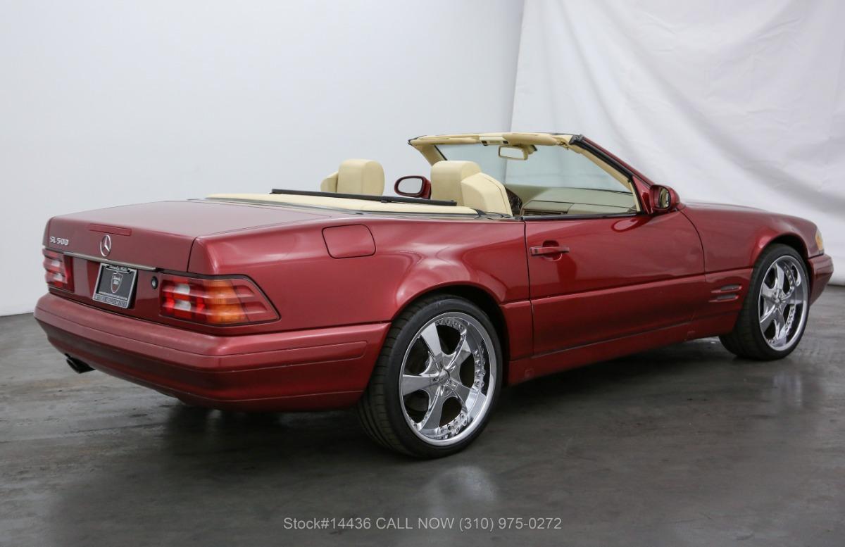 Used 1999 Mercedes-Benz SL500    Los Angeles, CA